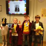 Roald Dahl Day - Sept 2016